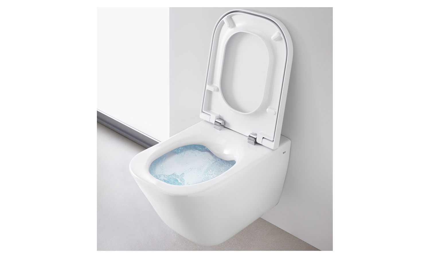 Roca wall hung cleanrim the gap wc phpi online for The gap roca