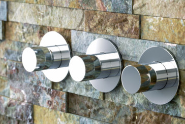 Concealed shower valves