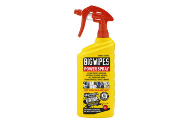 Big Wipes 4×4 Power Spray