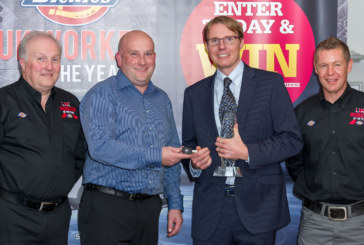 Plumber wins UK Worker of the Year