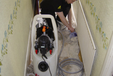 The importance of powerflushing