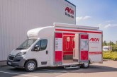 AKW launches training van