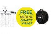 Aqualisa launches Quartz and Visage promotion
