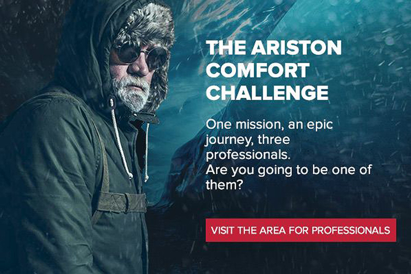 Ariston on the hunt for brave installers