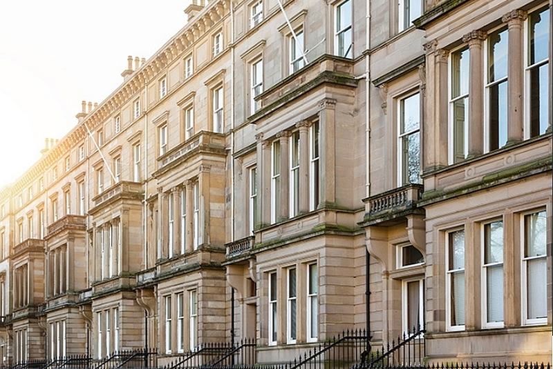Ariston heats Edinburgh apartments