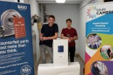 Welsh college benefits from Baxi donation