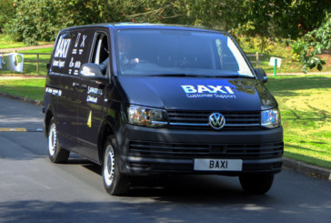 Baxi introduces new fleet for its engineers