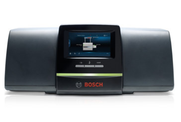 Bosch launches connected control for commercial boilers