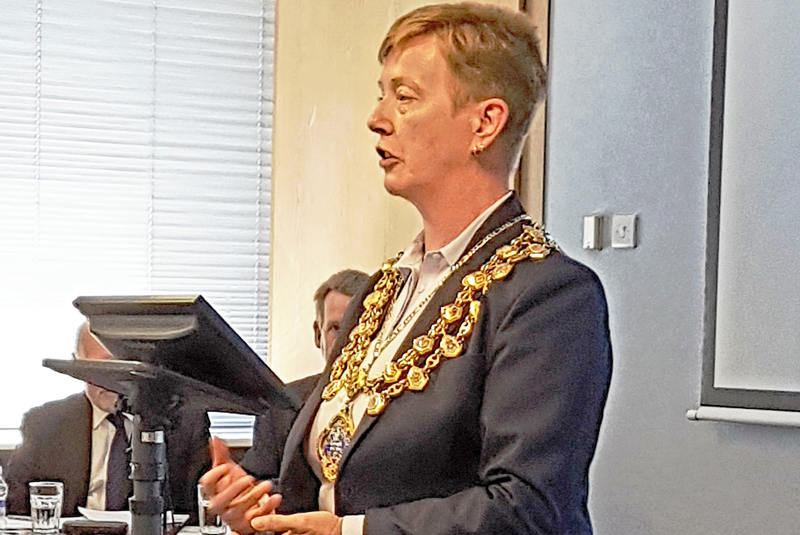 CIPHE appoints first female President