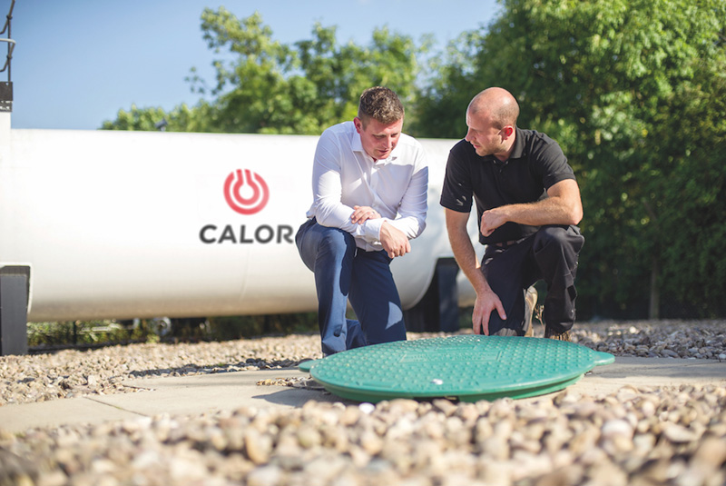 Clean Growth Strategy means big opportunity for rural installers, says Calor