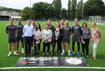 Certsure puts the spark into Luton Town FC