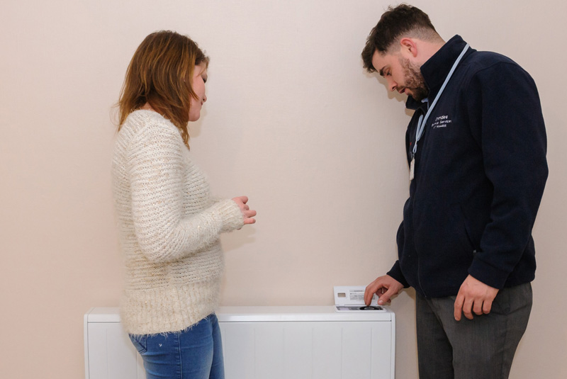 Dimplex offers heating advice to landlords