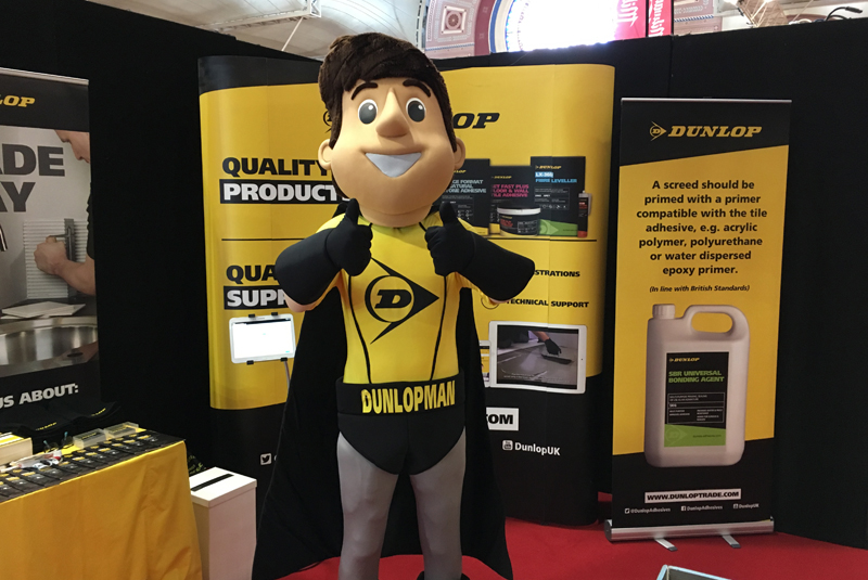 Dunlop brings new demo trailer to PB Live Manchester