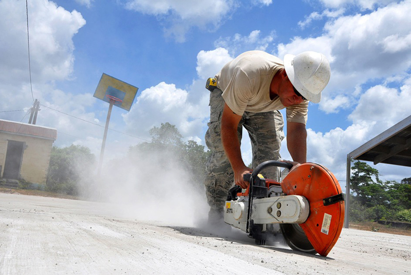 WEBSITE EXCLUSIVE: The dangers of silica dust