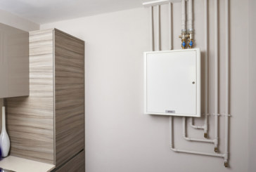 ELCO HIUs installed in large scale project