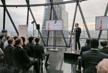 Elco takes to the London skyline for special event
