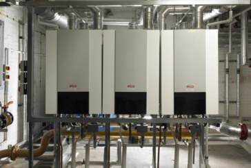 Elco's boilers used for school project