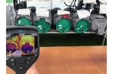 FLIR thermal imaging technology used at beer festival