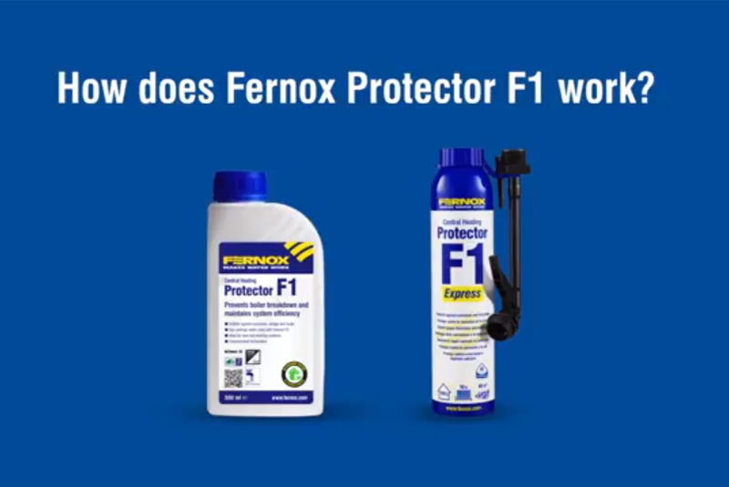 VIDEO: Fernox inhibitors in practice