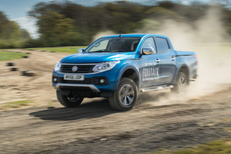 Fiat Fullback challenge: Round two!
