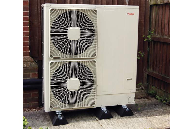Firebird heat pump transforms Shropshire home