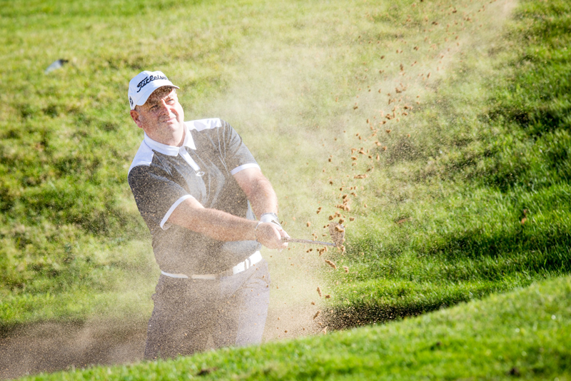 The Golf Classic prepares for penultimate round