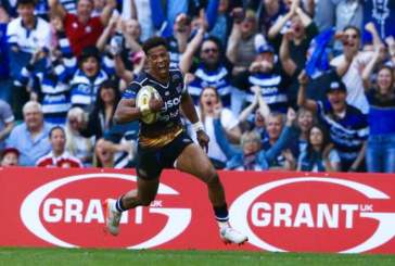 Grant UK supports Bath Rugby for a third season