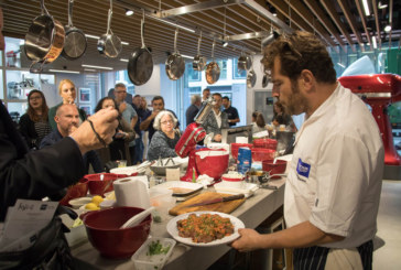 Success for Grohe Blue Home water tasting event