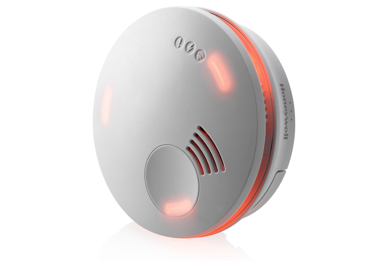 GIVEAWAY: Honeywell Home Safety X-Series smoke alarm