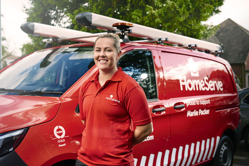 Marlie Packer named as role model for female engineers