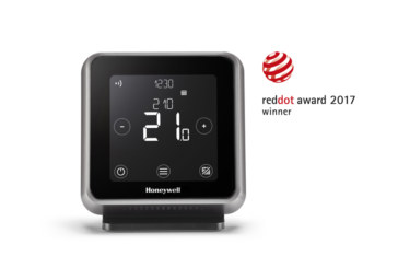 Honeywell scoops Red Dot Award for T Series