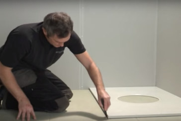 VIDEO GUIDE: Impey EasyFit Wetroom Floor former