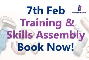 Gas Engineer Training & Skills Assembly – One week to go