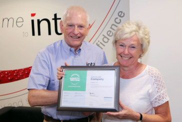 Inta awarded CarbonNeutral accreditation