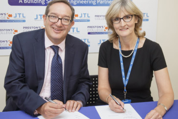 Preston's College and JTL join forces