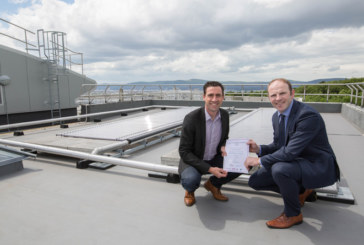 Kingspan provides solar answer