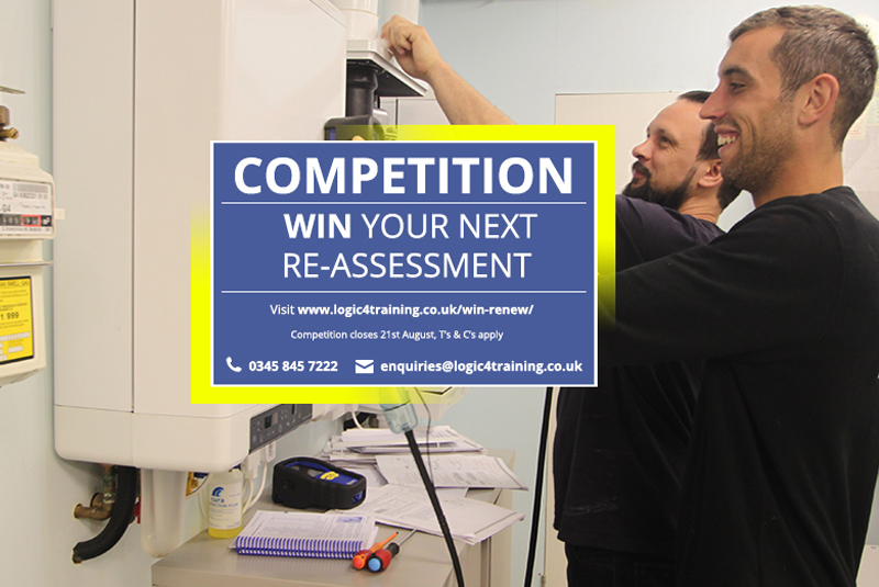 Win your ACS re-assessment with Logic4training