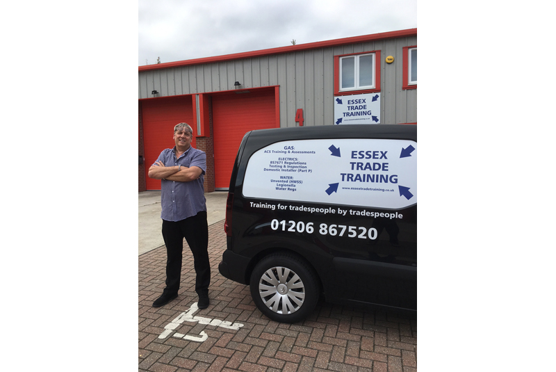 Logic Certification welcomes Essex Trade Training