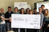 Mira raises £92,000 to tackle cancer
