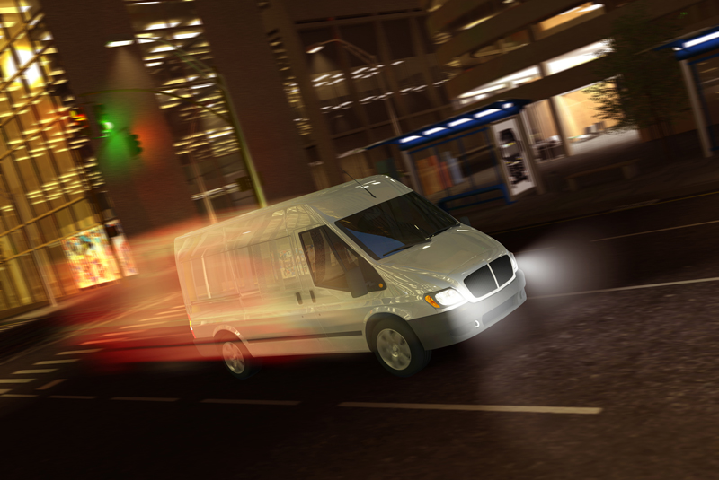 Van care with Mobil