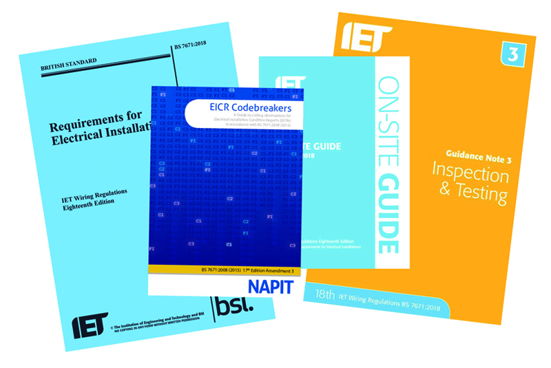 Pre-order the 18th Edition from NAPIT