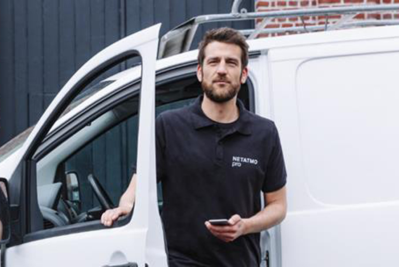 Netatmo launches exclusive programme for UK installers