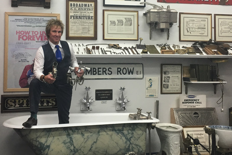 Pimlico Plumbers unveils latest investment strategy
