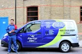 Pimlico Plumbers launches electric van fleet
