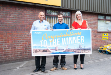 Polypipe's Live Life to the Max winner revealed