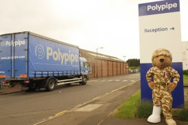 Polypipe confirms three-year partnership with Help for Heroes