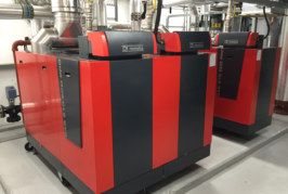 ICE selects Remeha boilers for refurbishment