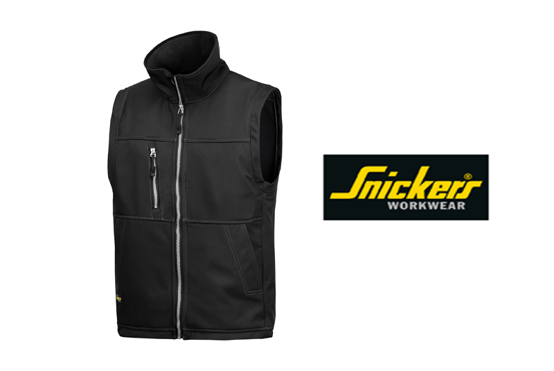 GIVEAWAY: Snickers Profiling Soft Shell Vest