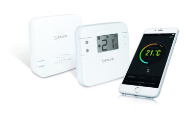 Salus adds smartphone thermostat to range