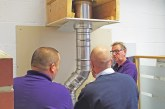 Stove maintenance course available from Schiedel